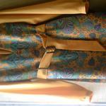 Пошив платья на пуговицах