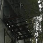 КУДРЯВСКАЯ10б.  Изготовление ограждения балкона. КЛИЕНТ ЗА РАБОТУ НЕ РАСЧИТАЛСЯ.
