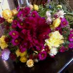 Доставка цветочков