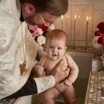 Фотограф на крестины, таинство крещения