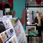 Фото отчет о работе магазина косметики