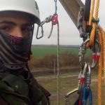 Высотные работы, услуги промышленных альпинистов