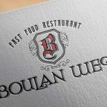 Разработка логотипа для сети кафе и ресторанов