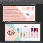 Дизайн флаеров/листовок и полиграфии любой сложности