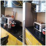 микроволновка, кухня. до и после.