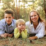 Семейная фото сессия.
