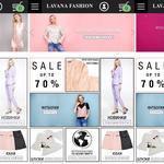 Разработка баннеров, баннерной плитки для интернет-магазина женской одежды.