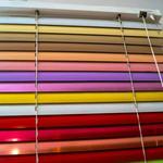 Жалюзи и тканевые ролеты для защиты от солнца
