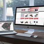Сайт-каталог. Эксклюзивный дизайн адаптирован под мобильные устройства. Для построения сайта использовался движок WordPress