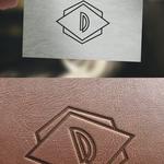 Лого для компании по производству кожаных изделий ручной работы Demidov Leather