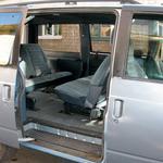 Услуги пассажирского минивэна
