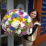 Доставка цветов и подарков по Мариуполю, Украине и по всему миру.