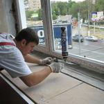 Изготавливаем металлопластиковые окна