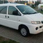 Поездки за город, по Украине на минивене или легковом автомобиле.
