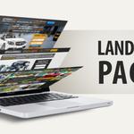 Создание уникальных и полностью адаптивных landing page